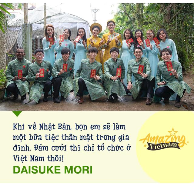9X Nhật quyết tâm làm rể Việt Nam: Học tiếng Quảng để nói chuyện với người thương và lời cảm ơn của cô giáo Mỹ vì được thấy một Việt Nam mới! - Ảnh 2.