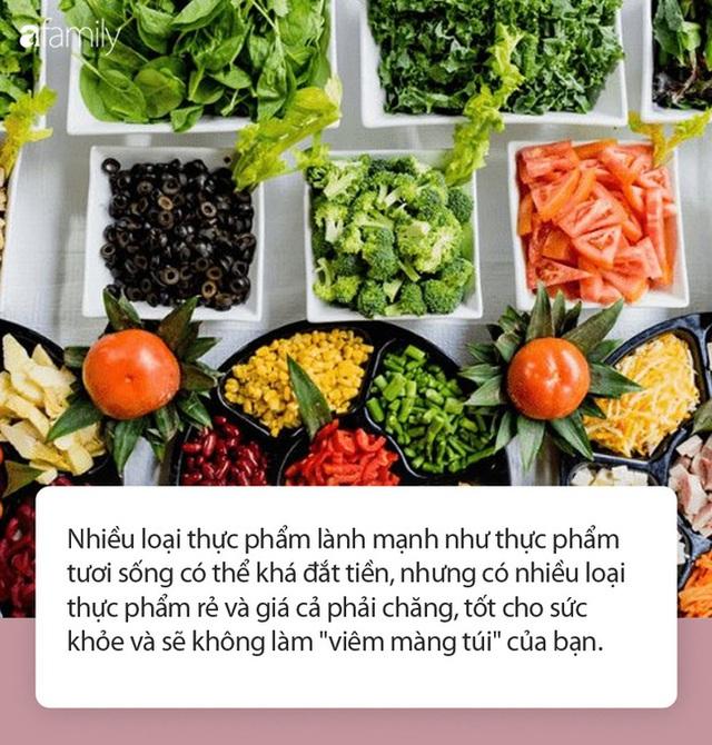 10 thực phẩm lành mạnh và giá cả lại phải chăng nhất định phải có trong bếp vào dịp nghỉ lễ - Ảnh 1.
