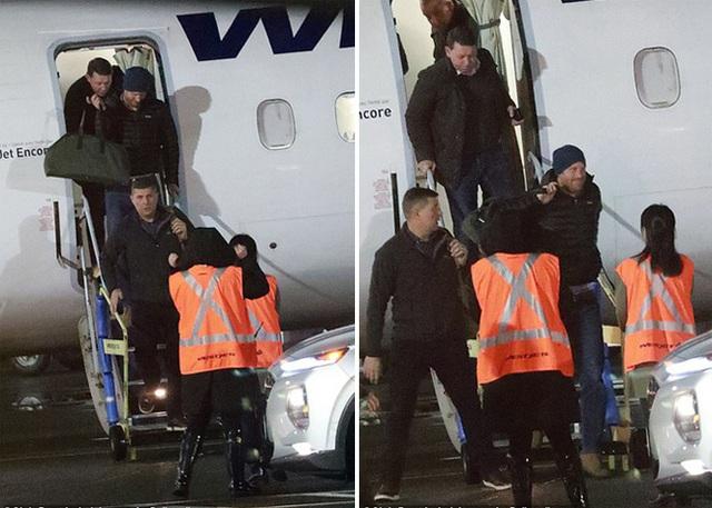 Harry đặt chân đến Canada bắt đầu cuộc sống mới còn Meghan Markle tiết lộ thông tin gây sốc khiến ai cũng bất bình - Ảnh 2.