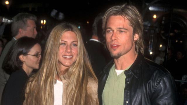 Brad Pitt - Jennifer Aniston: Chuyện tình khiến thế giới ghen tị kết thúc vì ồn ào ngoại tình, sau 15 năm gặp lại ánh mắt vẫn như xưa  - Ảnh 1.