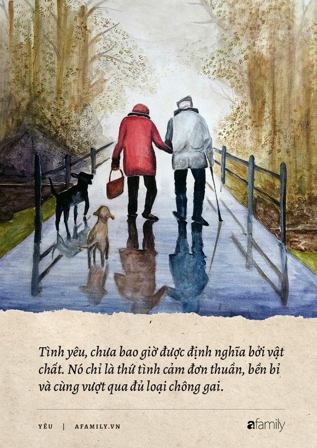Hôn nhân sắp đặt mà vẫn bên nhau 70 năm và những lý giải bất ngờ: Sẽ đến ngày bạn quên tất cả mọi thứ trên đời nhưng không thể quên được người mình yêu - Ảnh 4.