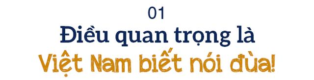 Joe Ruelle – Mr Dâu Tây: Tiếng Việt giống bánh chưng, mỗi miếng nhỏ đều cực kỳ nhiều calo! - Ảnh 1.