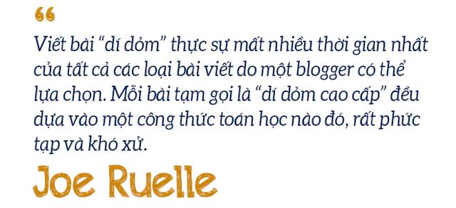 Joe Ruelle – Mr Dâu Tây: Tiếng Việt giống bánh chưng, mỗi miếng nhỏ đều cực kỳ nhiều calo! - Ảnh 7.