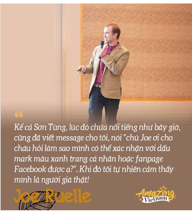 Joe Ruelle – Mr Dâu Tây: Tiếng Việt giống bánh chưng, mỗi miếng nhỏ đều cực kỳ nhiều calo! - Ảnh 10.