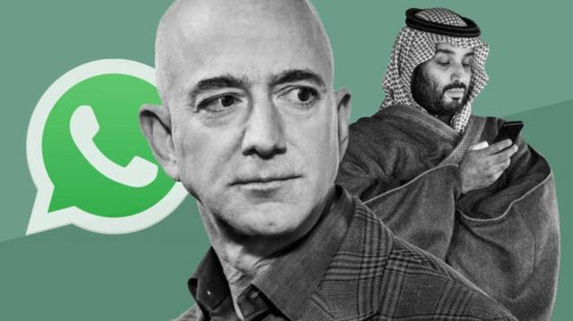 Thái tử Ả Rập Saudi hack điện thoại của tỷ phú Amazon, phanh phui chuyện ngoại tình khiến thế giới chấn động - Ảnh 1.