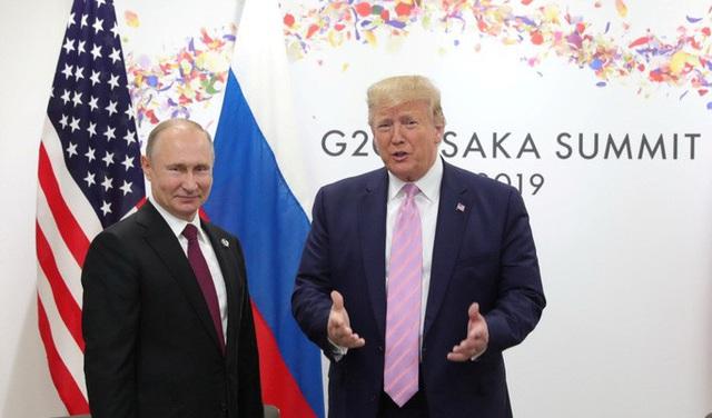 Ngả mũ trước Tổng thống Putin  - Ảnh 2.