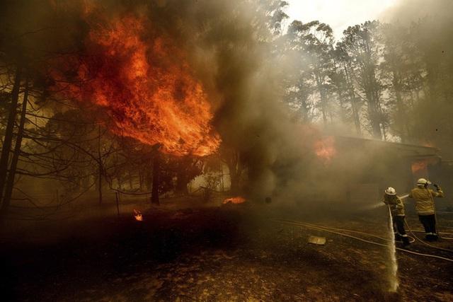Úc: Rơi máy bay chữa cháy, 3 người Mỹ tử nạn  - Ảnh 2.
