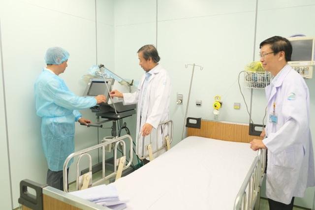Hai ca dương tính nCoV đang điều trị tại BV Chợ Rẫy - Ảnh 3.