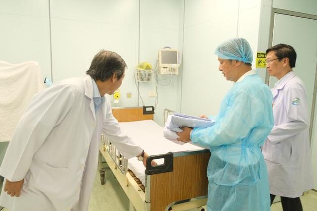 Hai ca dương tính nCoV đang điều trị tại BV Chợ Rẫy - Ảnh 4.
