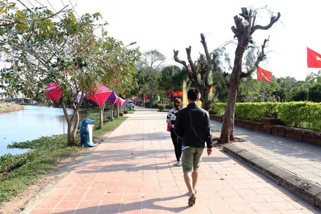 Tận mục 'trận địa pháo hoa tại di tích Cầu Ngói Thanh Toàn - Ảnh 18.
