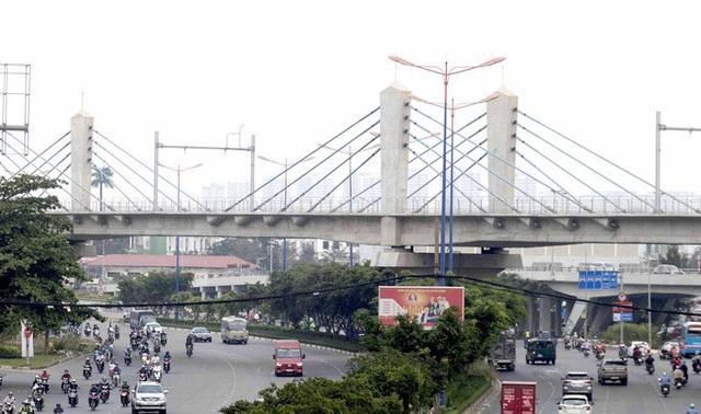 Cận cảnh metro số 1 sắp ra mắt tại TP HCM  - Ảnh 2.