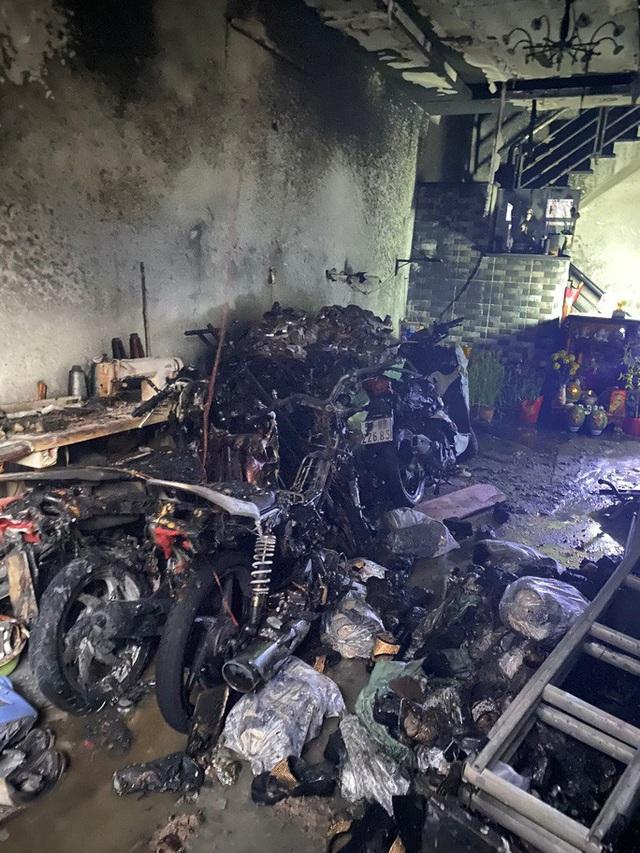 TP HCM: Hai vụ hỏa hoạn ngay sáng mùng 1 Tết  - Ảnh 1.