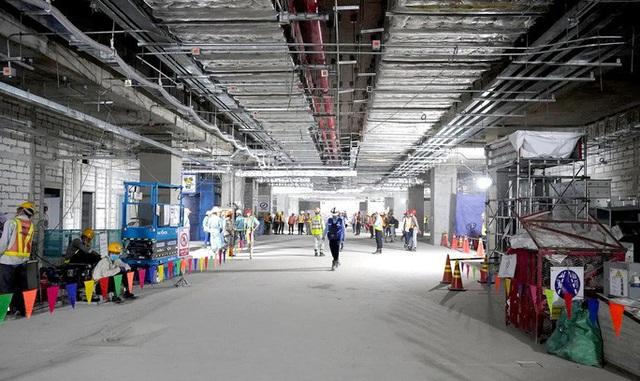 Cận cảnh metro số 1 sắp ra mắt tại TP HCM  - Ảnh 3.