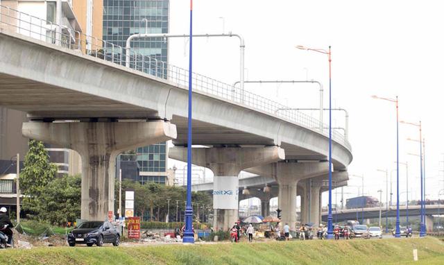 Cận cảnh metro số 1 sắp ra mắt tại TP HCM  - Ảnh 8.