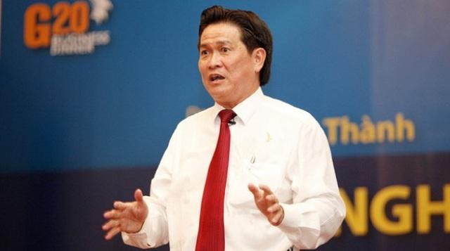 Ông Đặng Văn Thành: Nếu có kiếp sau vẫn muốn làm doanh nhân - Ảnh 2.