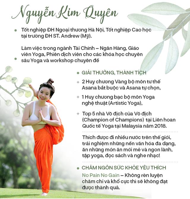 Câu chuyện đời thay đổi khi ta thay đổi của cô gái vàng Yoga VN: Bài học từ thủ tướng Ấn Độ - Ảnh 13.