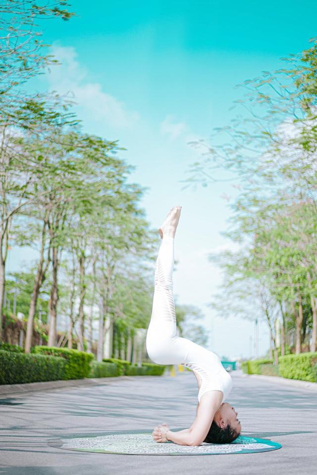 Câu chuyện đời thay đổi khi ta thay đổi của cô gái vàng Yoga VN: Bài học từ thủ tướng Ấn Độ - Ảnh 22.