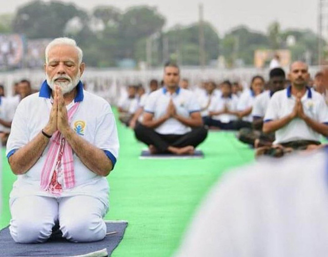 Câu chuyện đời thay đổi khi ta thay đổi của cô gái vàng Yoga VN: Bài học từ thủ tướng Ấn Độ - Ảnh 8.