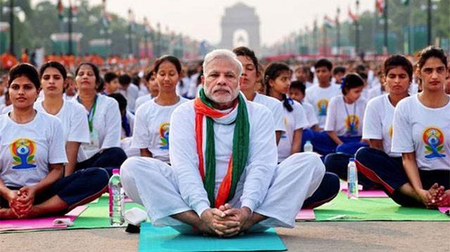 Câu chuyện đời thay đổi khi ta thay đổi của cô gái vàng Yoga VN: Bài học từ thủ tướng Ấn Độ - Ảnh 10.