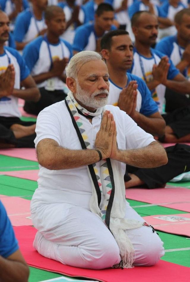 Câu chuyện đời thay đổi khi ta thay đổi của cô gái vàng Yoga VN: Bài học từ thủ tướng Ấn Độ - Ảnh 11.