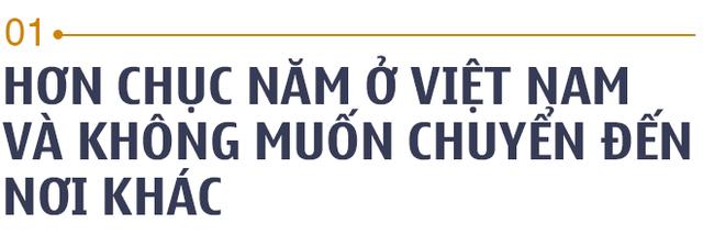 CEO Fe Credit: Các con tôi đều được sinh ra ở Việt Nam nên đây là quê hương tôi. Tết tôi muốn ở NHÀ và bên gia đình! - Ảnh 1.