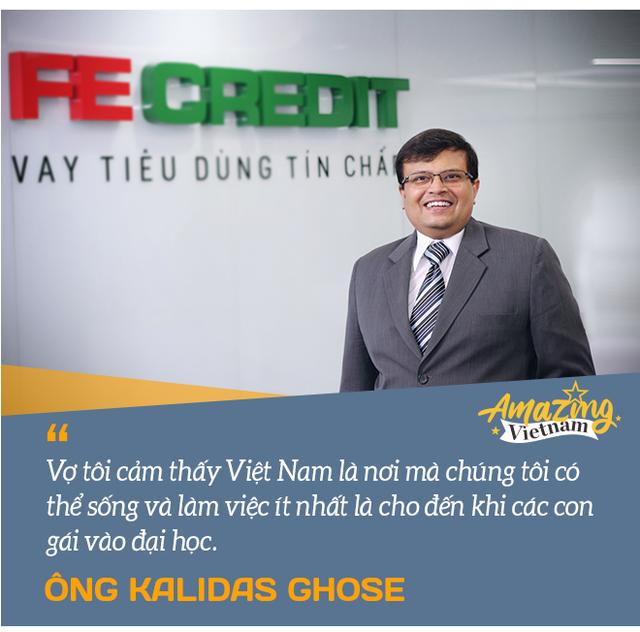 CEO Fe Credit: Các con tôi đều được sinh ra ở Việt Nam nên đây là quê hương tôi. Tết tôi muốn ở NHÀ và bên gia đình! - Ảnh 3.