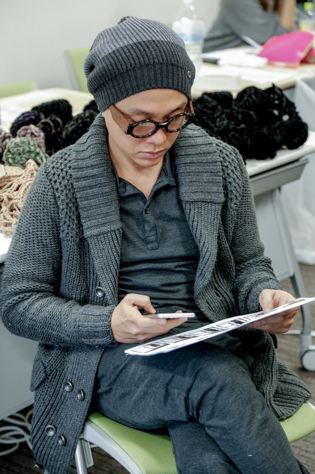 """NTK Công Trí: """"Tôi muốn thế giới biết một nhà thiết kế Việt Nam như thế nào!"""" - Ảnh 2."""