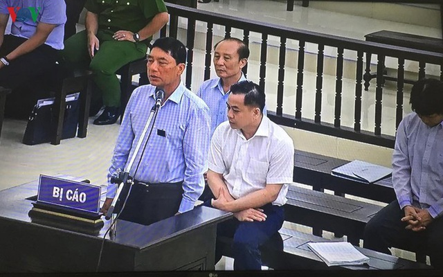 Những vụ đại án được đưa ra xét xử trong năm 2019 - Ảnh 3.