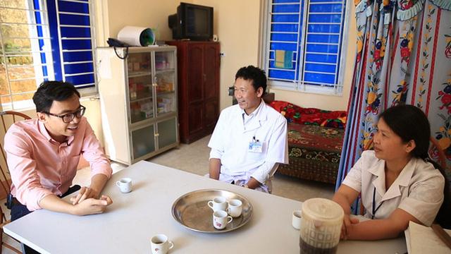 David Dương Bảo Long: Từ chán ghét tên họ, giấu nhẹm quê hương đến sinh viên Đại học Y khoa - Harvard, chủ trì dự án 14 tỷ USD nhằm đổi mới giáo dục y tế Việt - Ảnh 5.