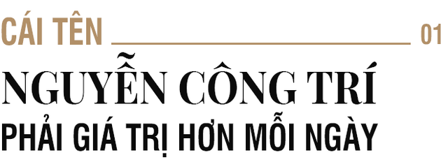"""NTK Công Trí: """"Tôi muốn thế giới biết một nhà thiết kế Việt Nam như thế nào!"""" - Ảnh 1."""