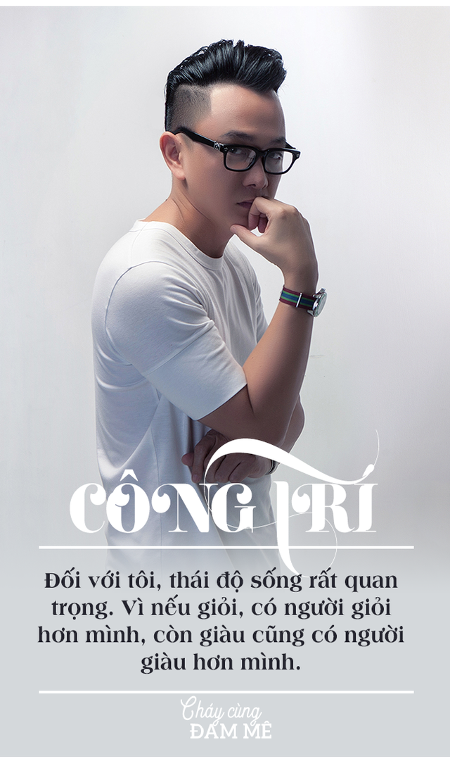 """NTK Công Trí: """"Tôi muốn thế giới biết một nhà thiết kế Việt Nam như thế nào!"""" - Ảnh 3."""