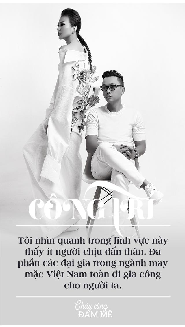 """NTK Công Trí: """"Tôi muốn thế giới biết một nhà thiết kế Việt Nam như thế nào!"""" - Ảnh 7."""