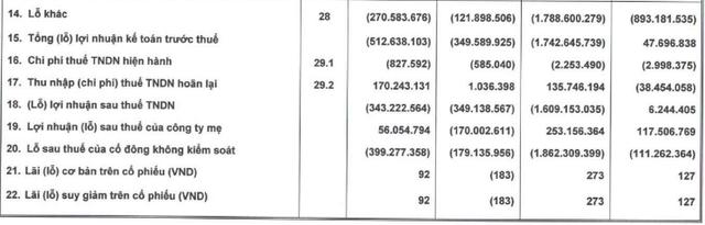 Tái cấu trúc quyết liệt, Hoàng Anh Gia Lai tiếp tục báo lỗ sau thuế hơn 1.609 tỷ đồng trong năm 2019 - Ảnh 2.