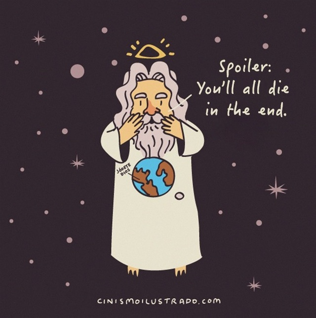Dở khóc dở cười với hiện thực cuộc sống phũ phàng ẩn giấu trong tranh biếm họa của Eduardo Salles  - Ảnh 13.