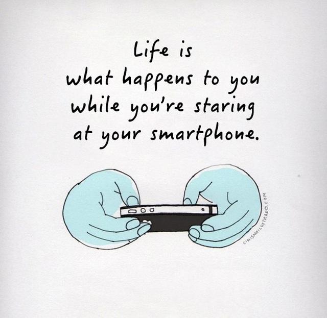 Dở khóc dở cười với hiện thực cuộc sống phũ phàng ẩn giấu trong tranh biếm họa của Eduardo Salles  - Ảnh 3.