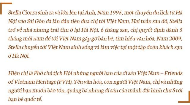 """""""Đánh rơi trái tim"""" ở Hà Nội 25 năm trước, người phụ nữ gốc Anh tâm sự: """"Nhiều người Việt không thể hiểu nổi, vì sao tôi sang đây và muốn sống trọn đời"""" - Ảnh 1."""