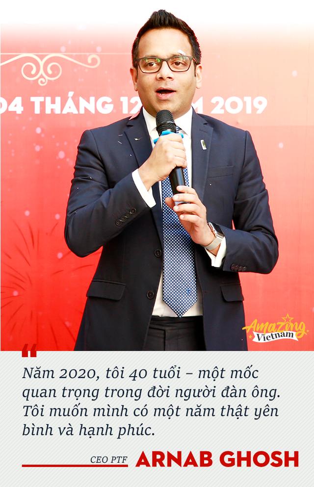 CEO PTF: Phương Tây cũng tặng quà cho nhau ngày đầu năm, nhưng lì xì tiền mừng tuổi của Việt Nam vẫn rất khác biệt! - Ảnh 7.