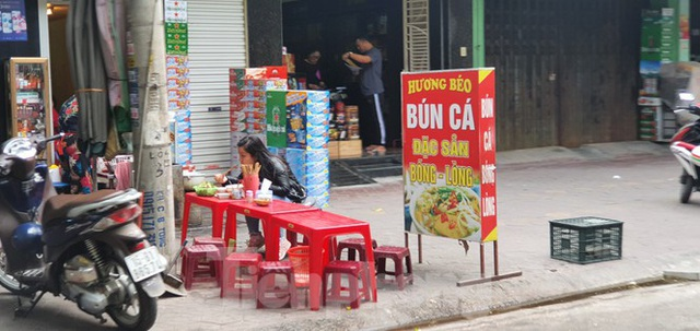 Hàng loạt Chủ tịch phường, quận của Hải Phòng bị phê bình vì vỉa hè bị lấn chiếm - Ảnh 5.