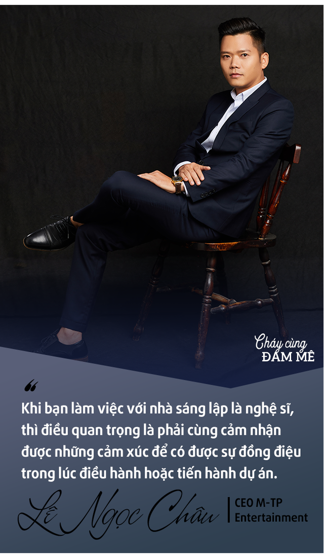 CEO M-TP Entertainment: Giấc mơ càng lớn cần càng nhiều người chung tay! - Ảnh 6.