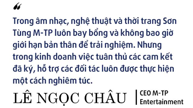 CEO M-TP Entertainment: Giấc mơ càng lớn cần càng nhiều người chung tay! - Ảnh 8.
