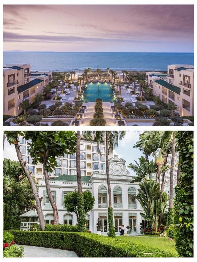 Những thương hiệu khách sạn xa xỉ nhất thế giới - Ảnh 1.