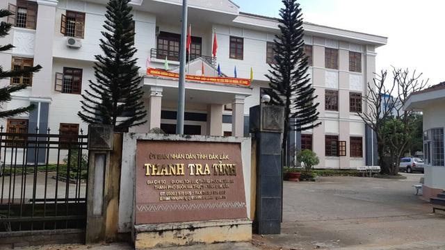 Cán bộ thanh tra tỉnh Đắk Lắk đánh bạc bị khởi tố - Ảnh 1.