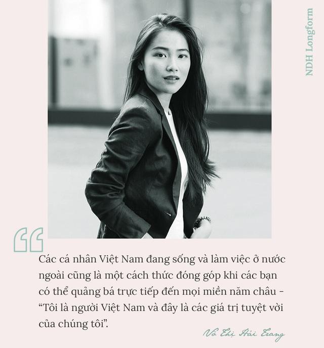 CEO 9x được chọn là lãnh đạo trẻ tương lai của Obama Foundation: Đừng chỉ trích du học sinh Việt ở lại nước ngoài làm việc - Ảnh 2.