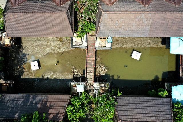 [Ảnh] Hàng trăm người cưỡng chế, tháo dỡ 2.000m2 công trình sai phạm tại Gia Trang quán – Tràm Chim Resort ở Sài Gòn - Ảnh 8.