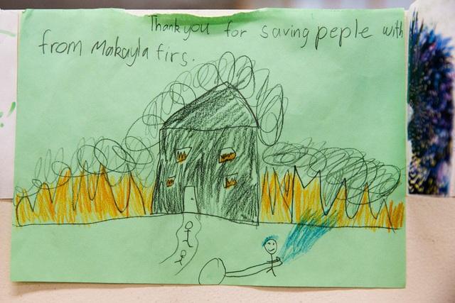 Những khoảnh khắc xúc động đến cay mắt giữa thảm họa cháy rừng nước Úc: Trong hoạn nạn, tình người mới thật ấm áp biết bao! - Ảnh 9.