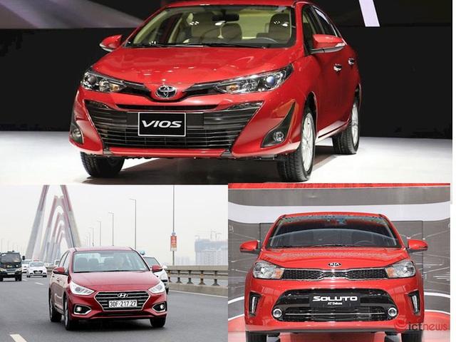 500 triệu mua được cả xe 7 chỗ, giá xe tại Việt Nam ngày càng rẻ hơn? - Ảnh 1.