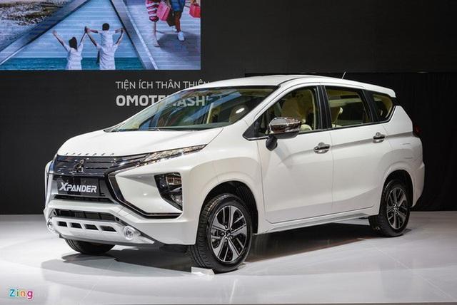 500 triệu mua đã được cả xe 7 chỗ, giá xe tại Việt Nam ngày càng rẻ hơn? - Ảnh 3.