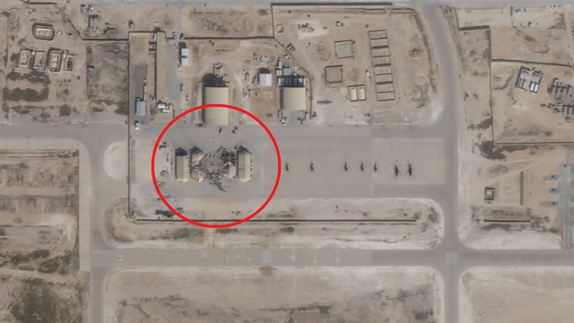 Quân đội Mỹ bị nã tên lửa, ông Trump chọn cách trừng phạt kinh tế Iran, nỗi ám ảnh xung đột vũ trang tạm thời bị đẩy lui - Ảnh 1.