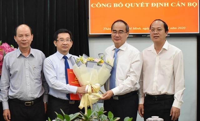 Thành ủy TPHCM có tân Trưởng Ban Nội chính  - Ảnh 1.