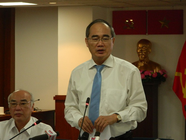 Bí thư TPHCM nói về việc xử lý ông Lê Thanh Hải, Lê Hoàng Quân - Ảnh 2.